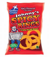Johnny's Spicy Rings