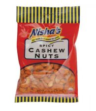 Spicy Cashew Nuts